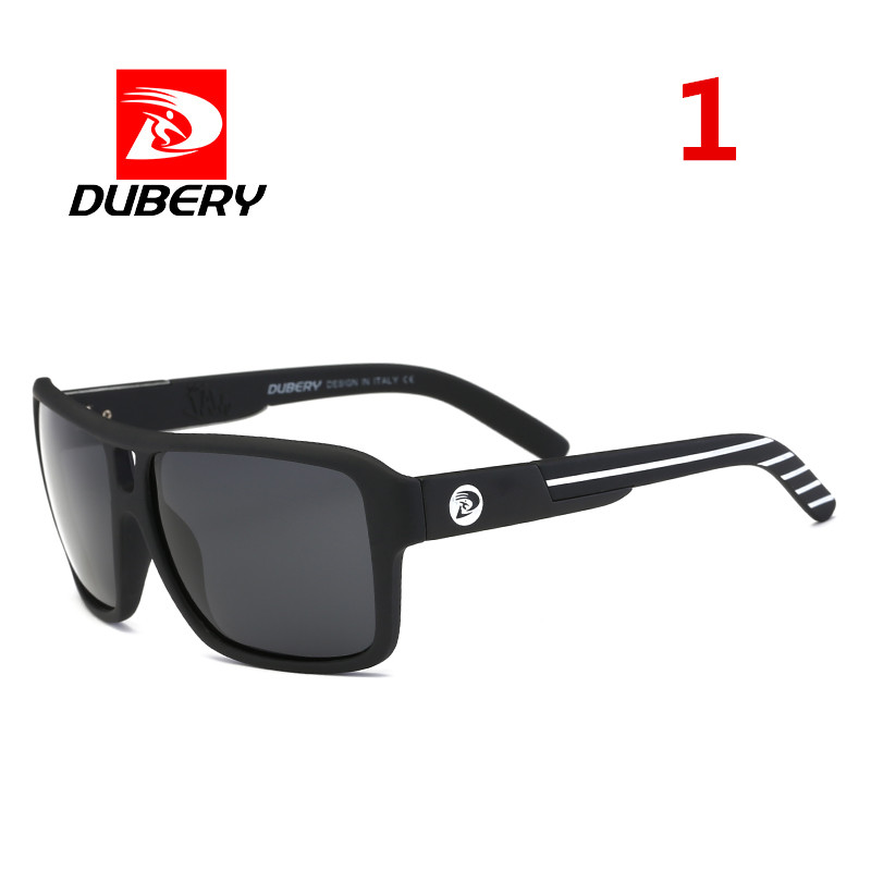 DUBERY Men/'s Polarized Sunglasses Outdoor Driving Men Women Sport Glasses Unisex