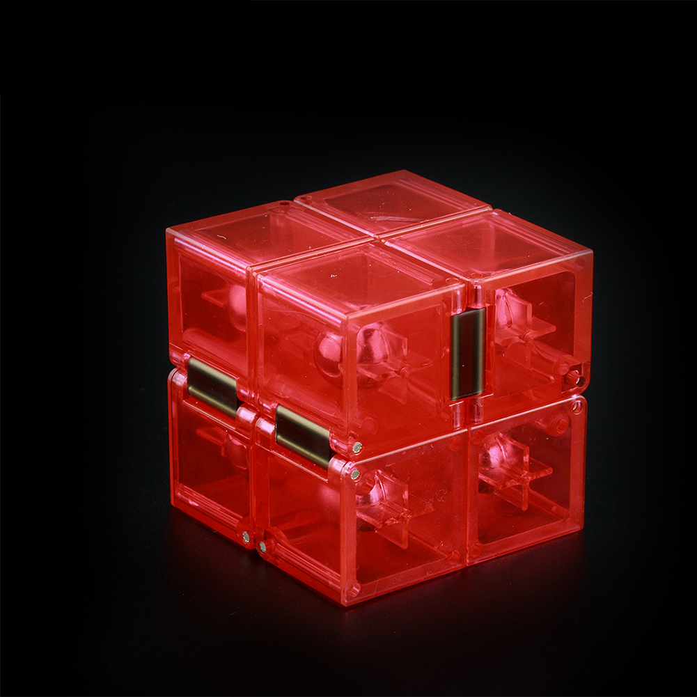 infinity cube. clear-infinite-cube-infinity-cube-flip-relief-focus- infinity cube