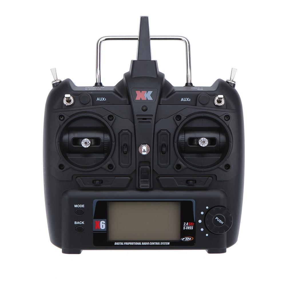 XK K100 K110 K120 K123 124 RC Helicopter Transmitter Remote Flight Controller