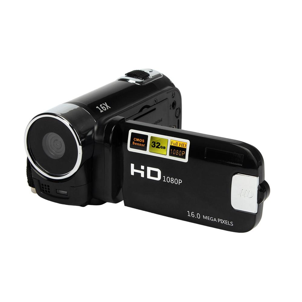 Buy HD 1080P 16M 16X Digital Zoom Video Camcorder TPT LCD Camera DV