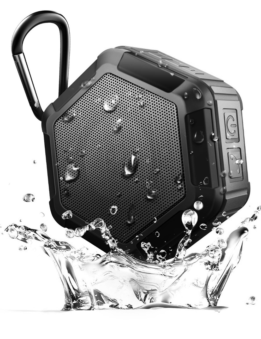 Waterproof bluetooth speaker shower outdoor bathroom - Waterproof sound system for bathroom ...