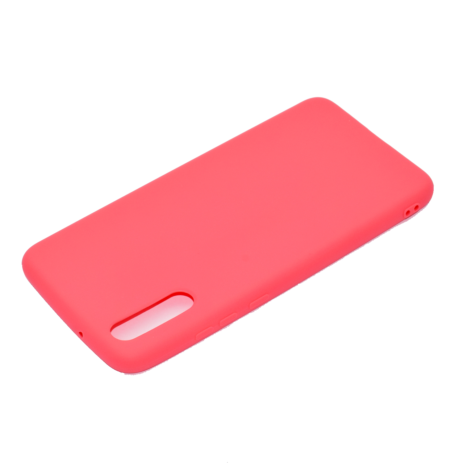 for huawei p20 pro lovely candy color matte tpu anti-scratch non-slip protective cover back case