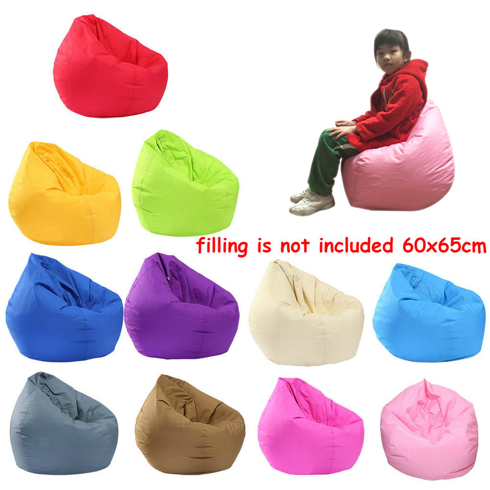 Details about Large Bean Bag Gamer Beanbag Adult Outdoor Gaming Garden Big  Arm Chair lazy sofa