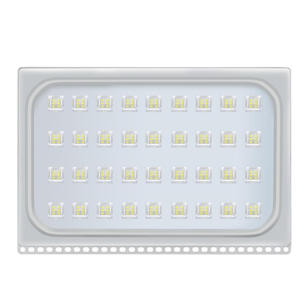 200W 200-240V LED Flood Light Weiß 6000-6500K Lamps for Outdoor Garden Lighting
