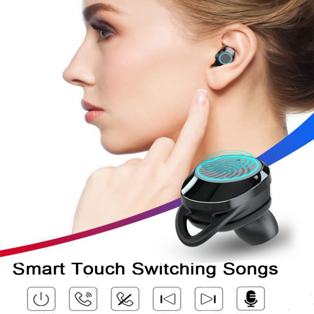Image result for g02 earbuds 5.0 bluetooth