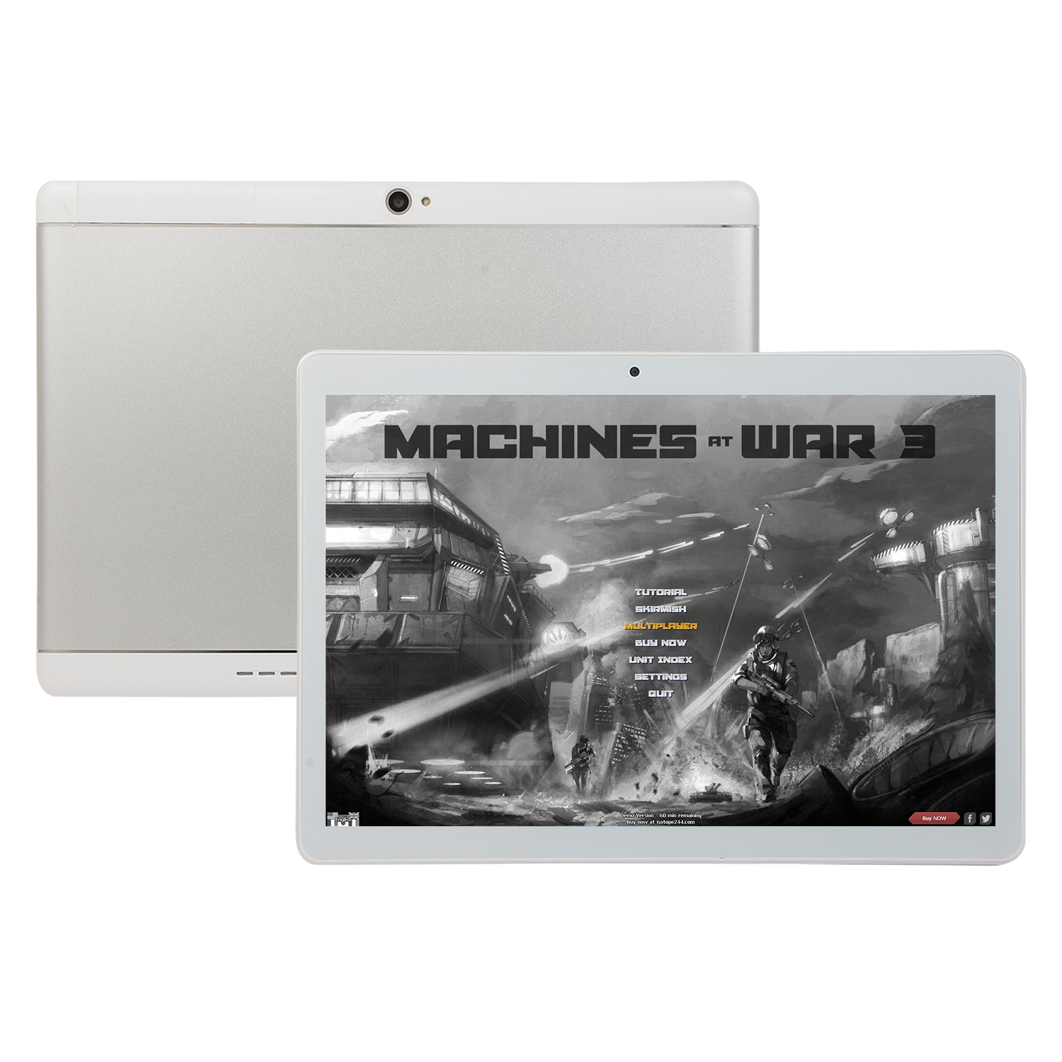 10-Inch-Tablet-Android-8-0-6-64GB-Tablet-PC-with-TF-Card-Slot-and-Dual-Camera miniature 14