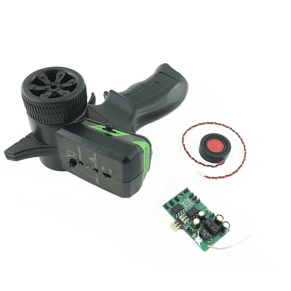 Second Generation Sound Set Accessories Parts for WPL B14K B24 B36 C14 B36K