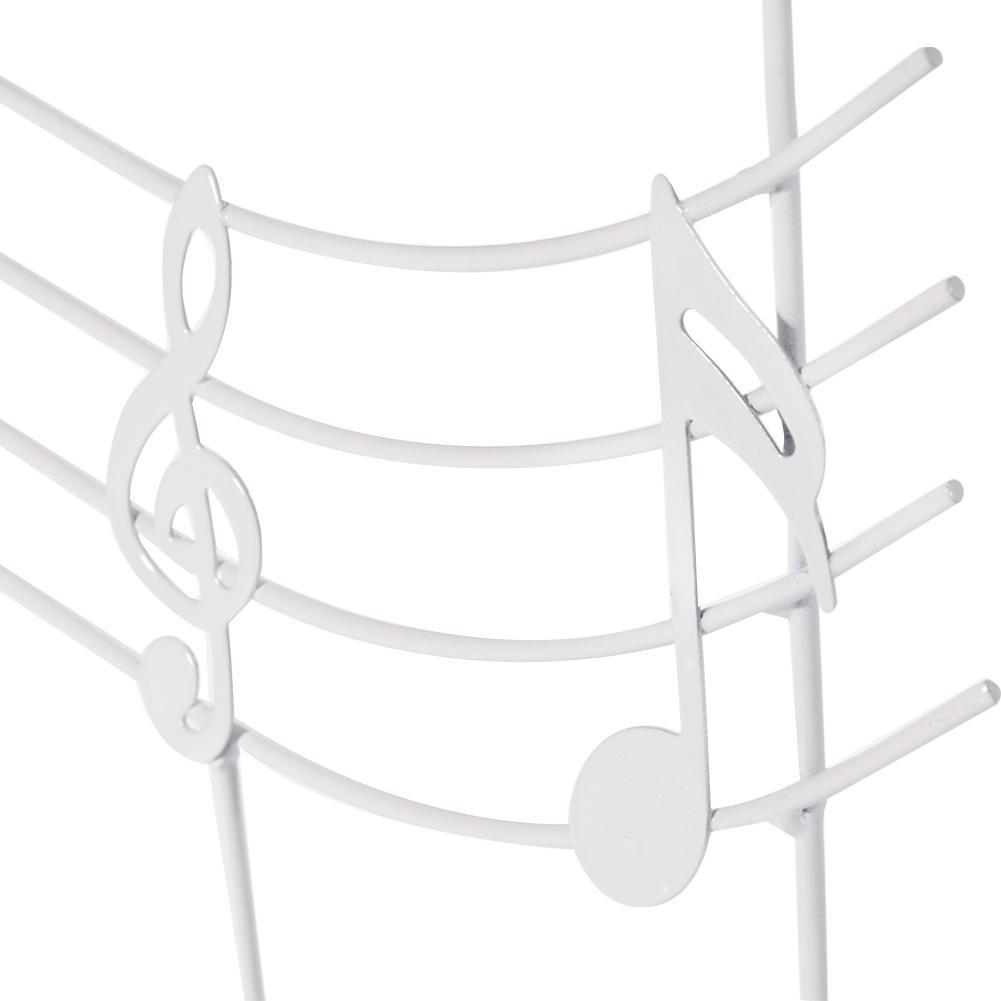 Door-Hanger-Over-Clothes-Coat-Black-Music-Metal-Coat-Iron-Rack-Hooks-Holder-UK thumbnail 6