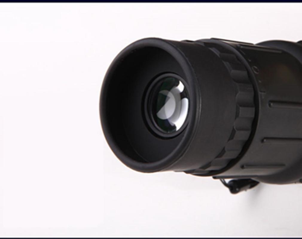 Mounchain waterproof monocular telescope dual focus scope