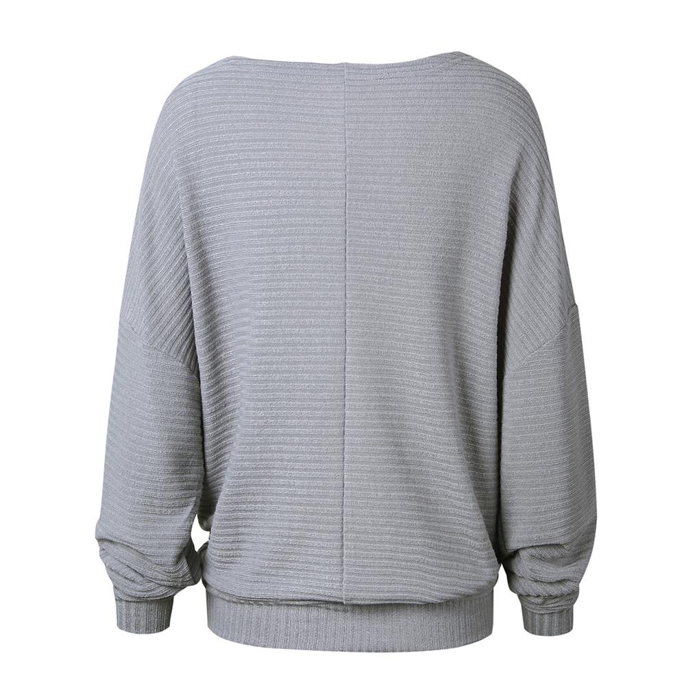 644bc3d23a Women s Long Sleeve Loose Cardigan Knitted Sweater Jumper Knitwear ...