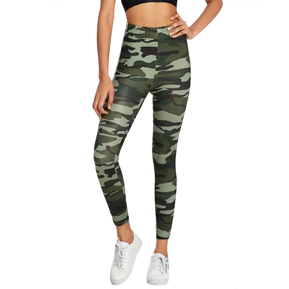 a84fc367ffd62 Women Yoga Fitness Leggings Sports High Waist Pants Running Gym Stretch  Trousers