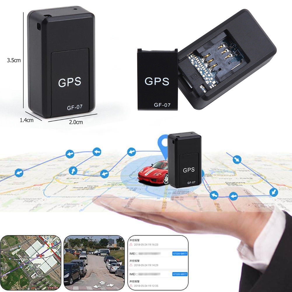 mini gps tracker gf 07 sender berwachung ortung auto. Black Bedroom Furniture Sets. Home Design Ideas