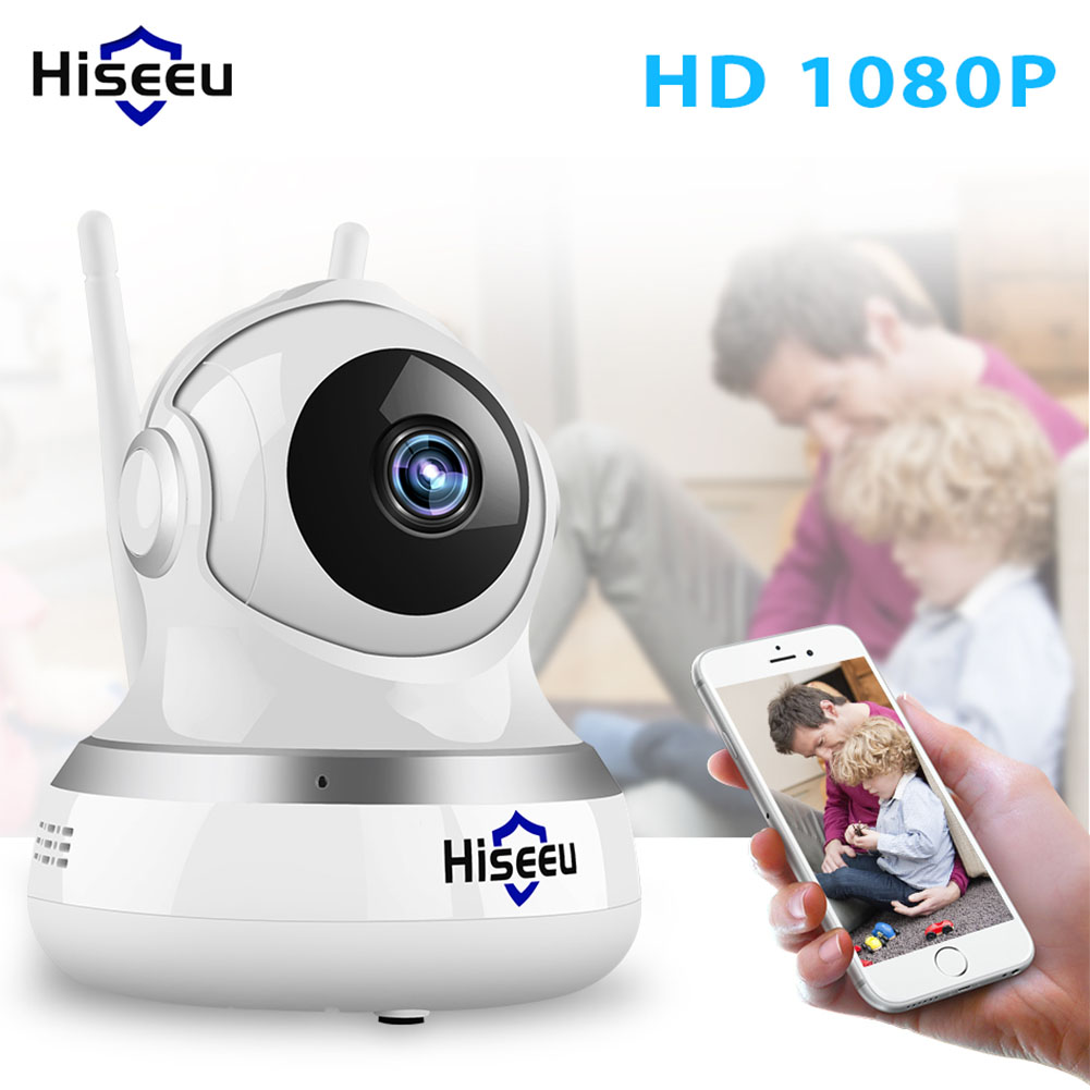 428154e7a Details about Home Security 1080P HD IP Camera Wireless Smart WiFi WI-FI  Audio CCTV Camera