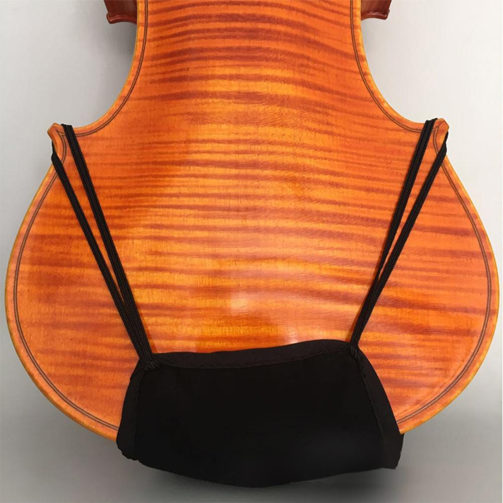 Baumwolle-Violine-Kinnstuetzenschutz-Fuer-1-4-1-8-1-2-3-4-4-4-Violine-Zubehoer Indexbild 5