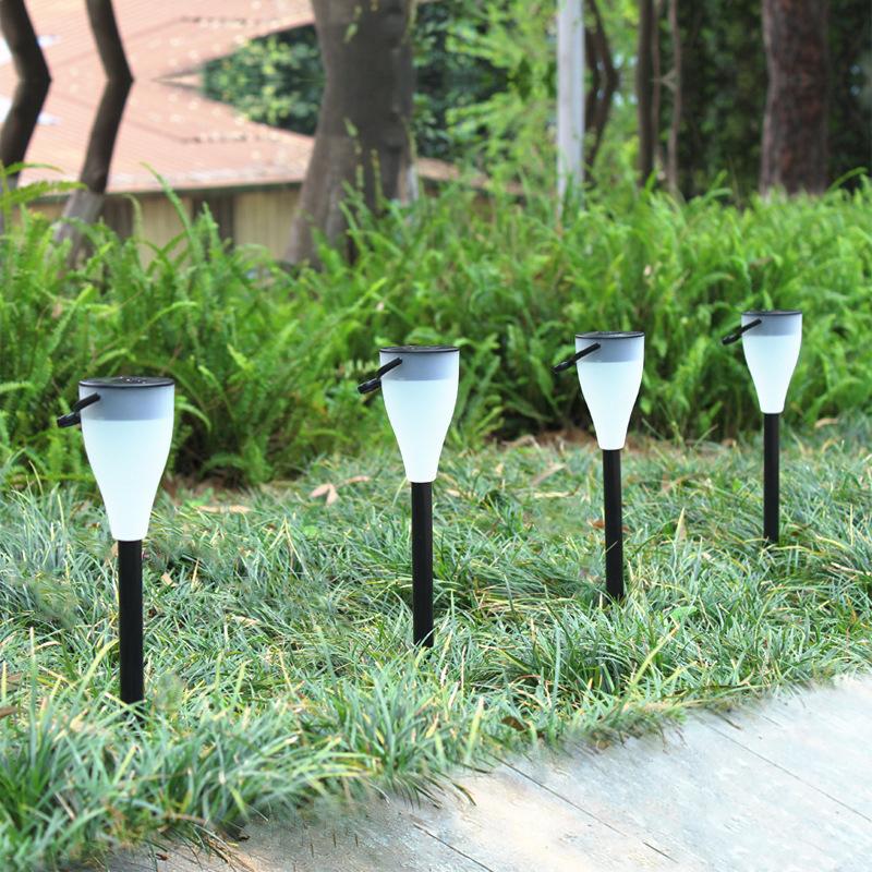 led solarleuchten wei solarlampen farbwechsel wegelicht draussen garten licht ebay. Black Bedroom Furniture Sets. Home Design Ideas