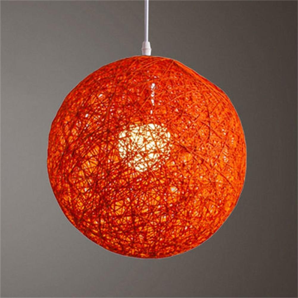 Uk rattan wicker ball ceiling light pendant round lamp shade simple uk rattan wicker ball ceiling light pendant round mozeypictures Gallery