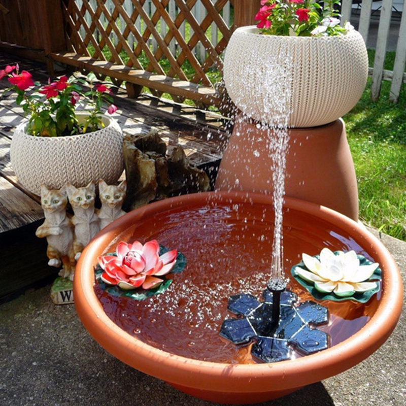 solar brunnen pumpe energiesparende tauchwasserpumpen garten teich yard new ebay. Black Bedroom Furniture Sets. Home Design Ideas