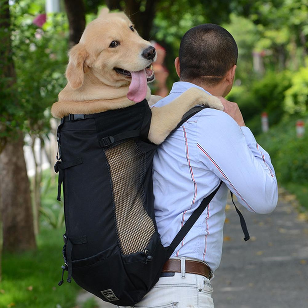 Dog Bag Carrier Pet Dog Backpack For Large Medium Small