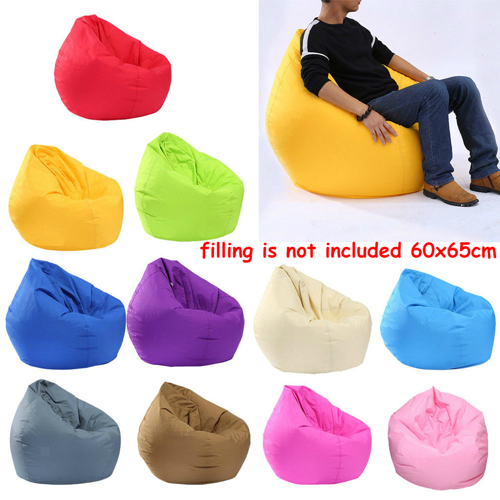 Stupendous Waterproof Stuffed Animal Storage Bean Bag Chair Cover Extra Machost Co Dining Chair Design Ideas Machostcouk