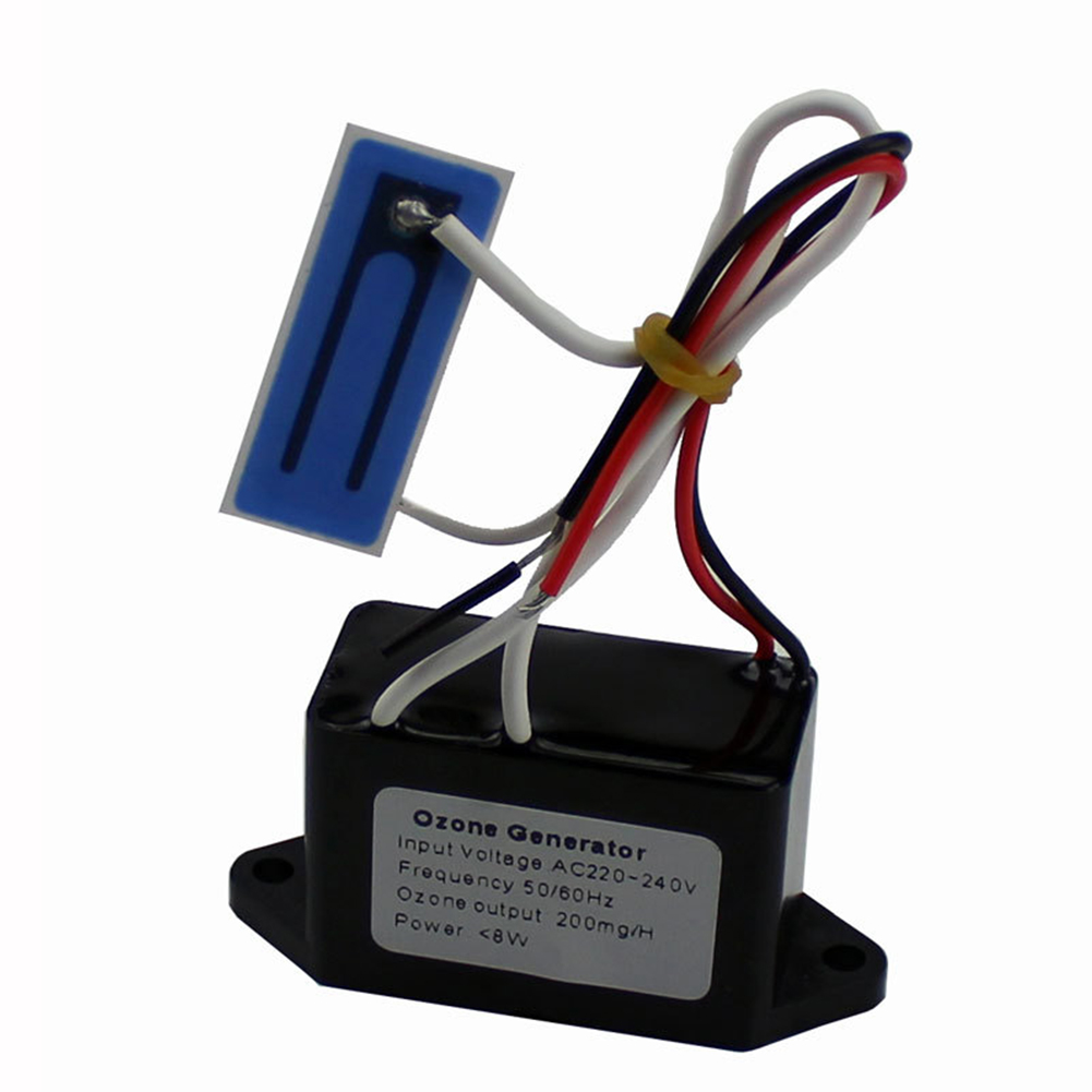 Diy Home Ozone Generator Air Purifier Car Deodorant Sterilizer