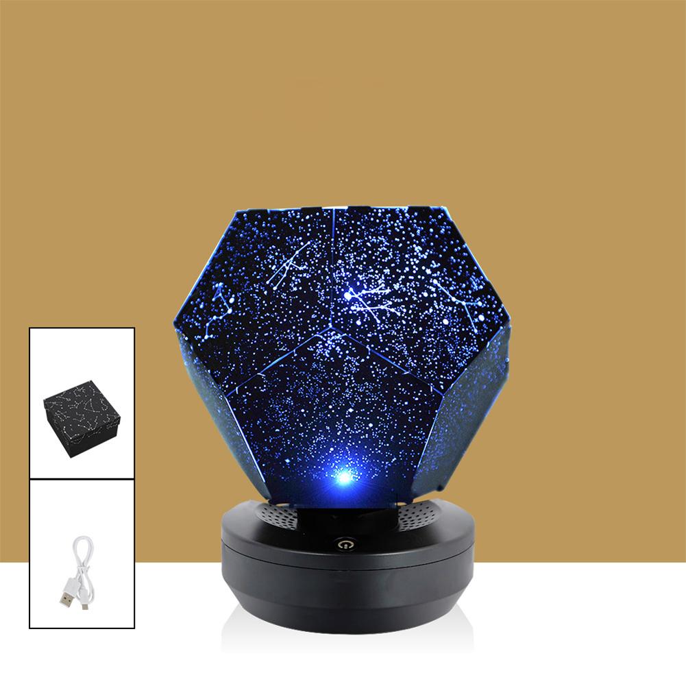 Rotating-LED-Light-Projector-Star-Moon-Sky-Baby-Kids-Night-Mood-Lamp-Gift-Magic thumbnail 20