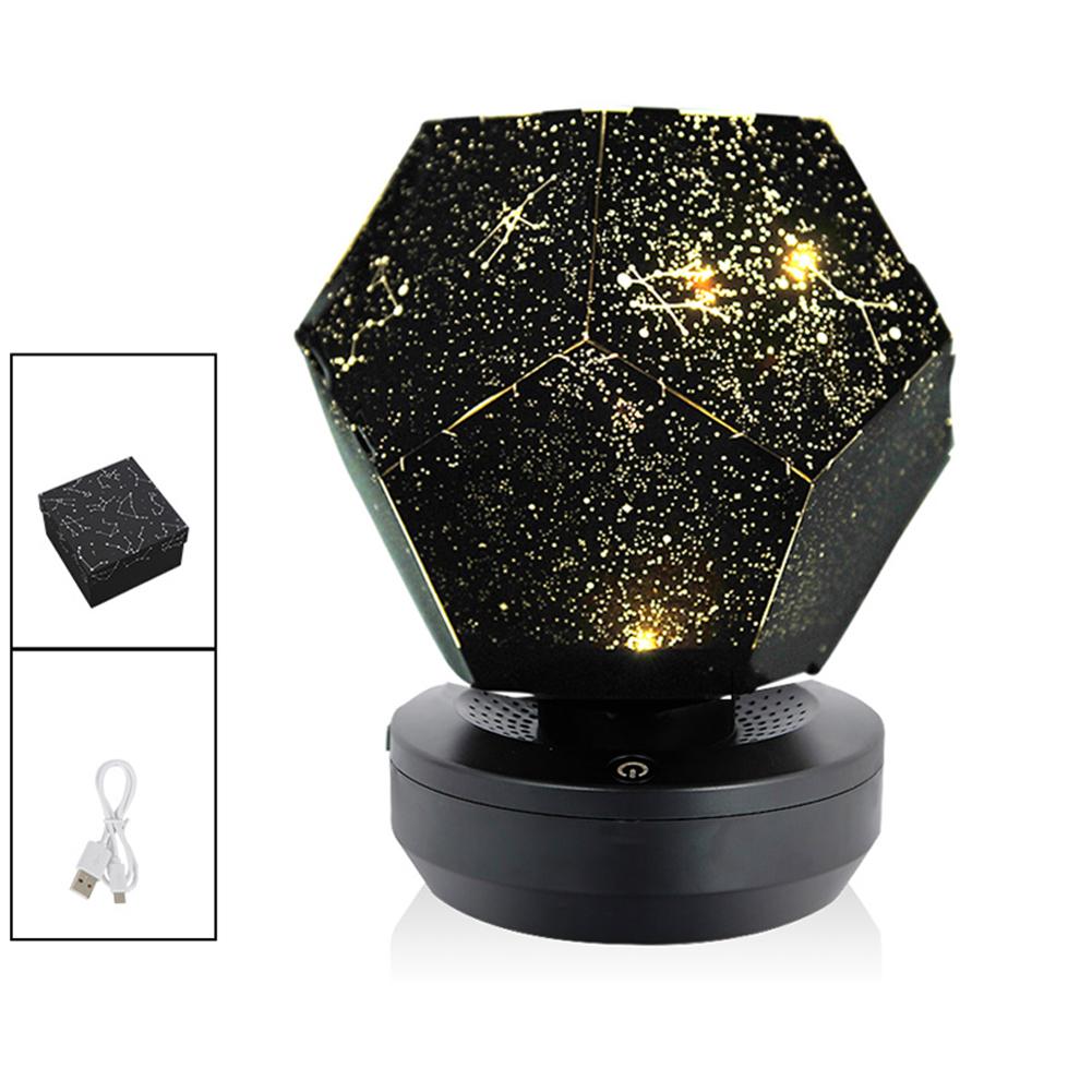 Rotating-LED-Light-Projector-Star-Moon-Sky-Baby-Kids-Night-Mood-Lamp-Gift-Magic thumbnail 16