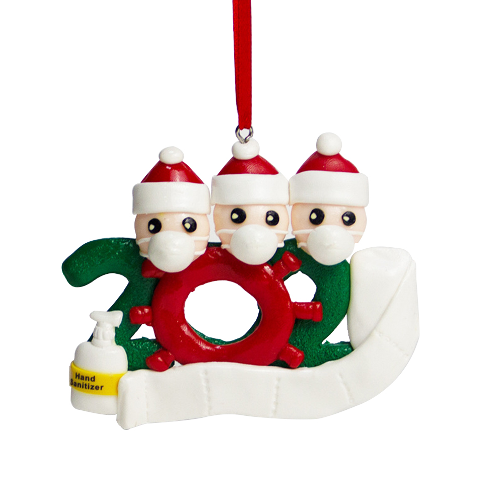 2020 Xmas Christmas Hanging Ornaments Family Personalized Writing On Ornament US | eBay