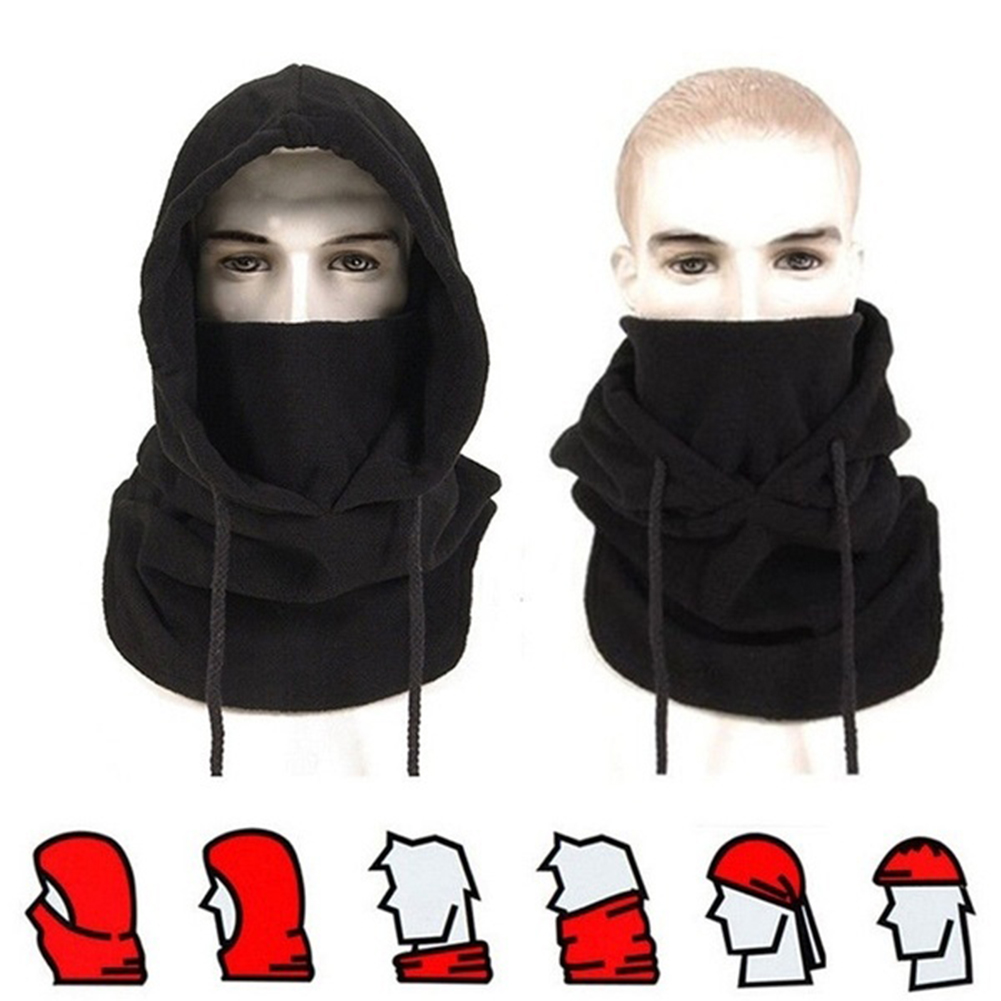 Details about Winter Full Face Mask Fleece Tactical Windproof Balaclava Ski  Hat Cap Neck Cover 6b9056c927b7d