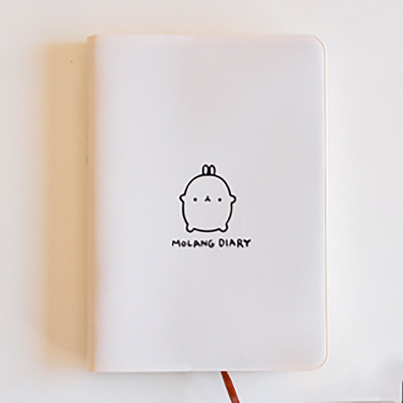 Cute-Notebook-Cartoon-Molang-Rabbit-Jourbal-Diary-Notepad-Planner-Record-Books