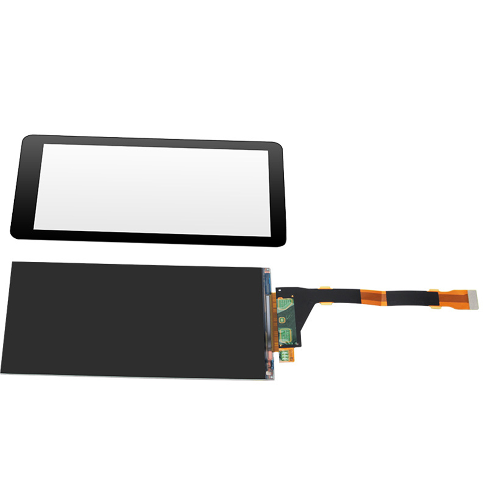 "LS055R1SX04 Kit 5.5/"" LCD with 9H Tempered Glass for 3D Printer 2K 2560*1440"