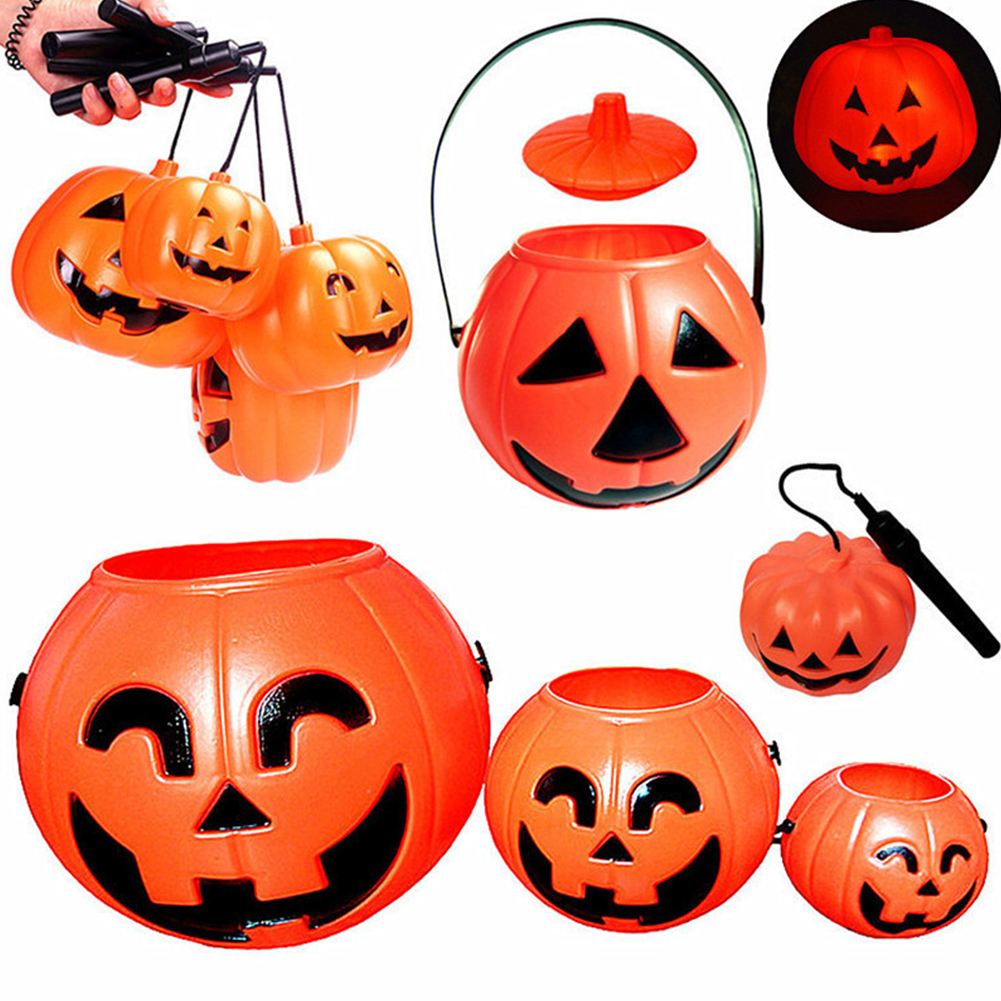 17cm ghost lantern music sounds light up scary skeleton halloween