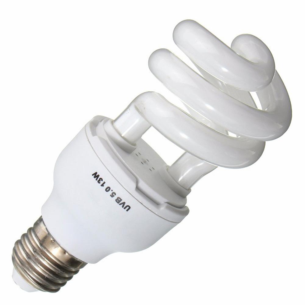 13-26W-Pet-Reptile-UV-Lamp-UVB-5-0-10-0-Light-Bulb-Calcium-for-Lizard-Terrarium thumbnail 15