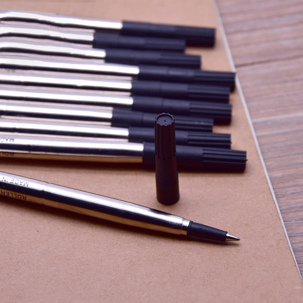 0.5MM Metal Refill Replacement for Rollerball Pen 5